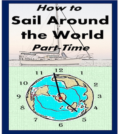 038 - Sail Part Time Around The World Cover