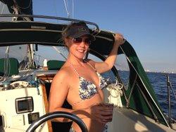 Annie Dike Sailing