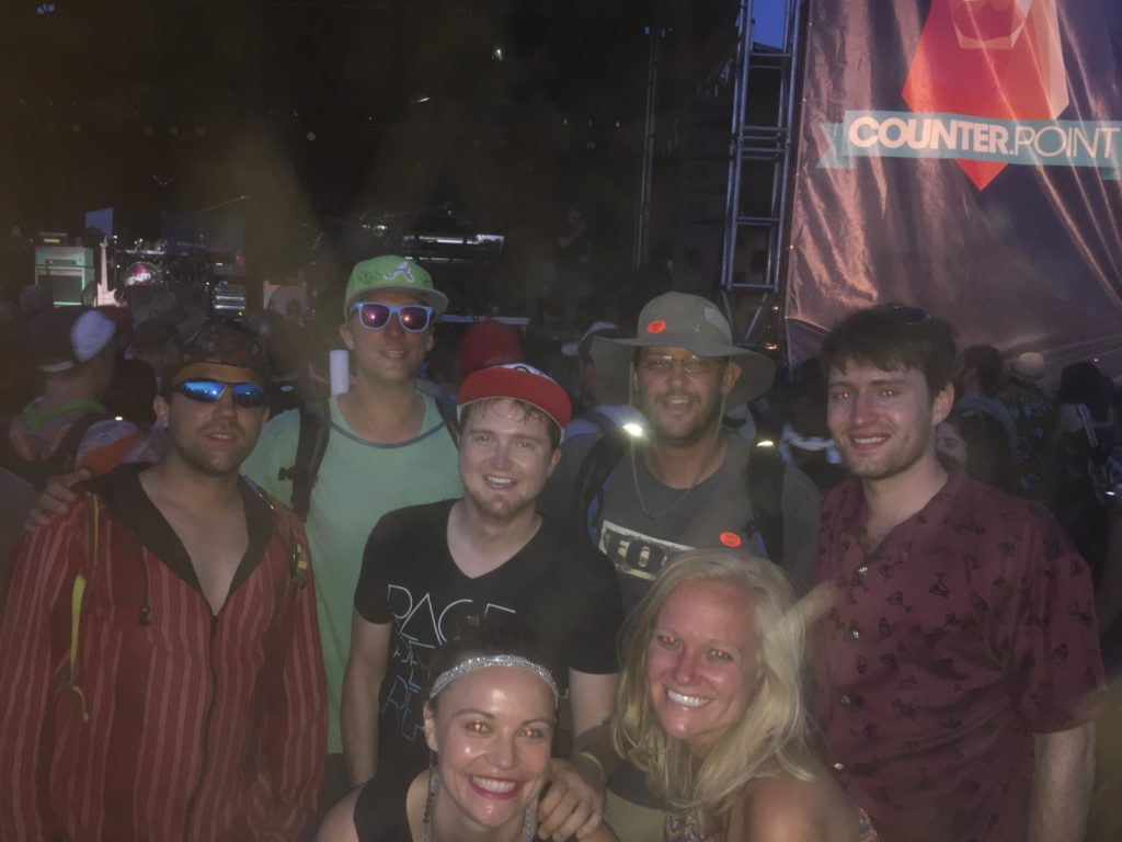 More Umphrey's at the Counterpoint Music Festival 2015.
