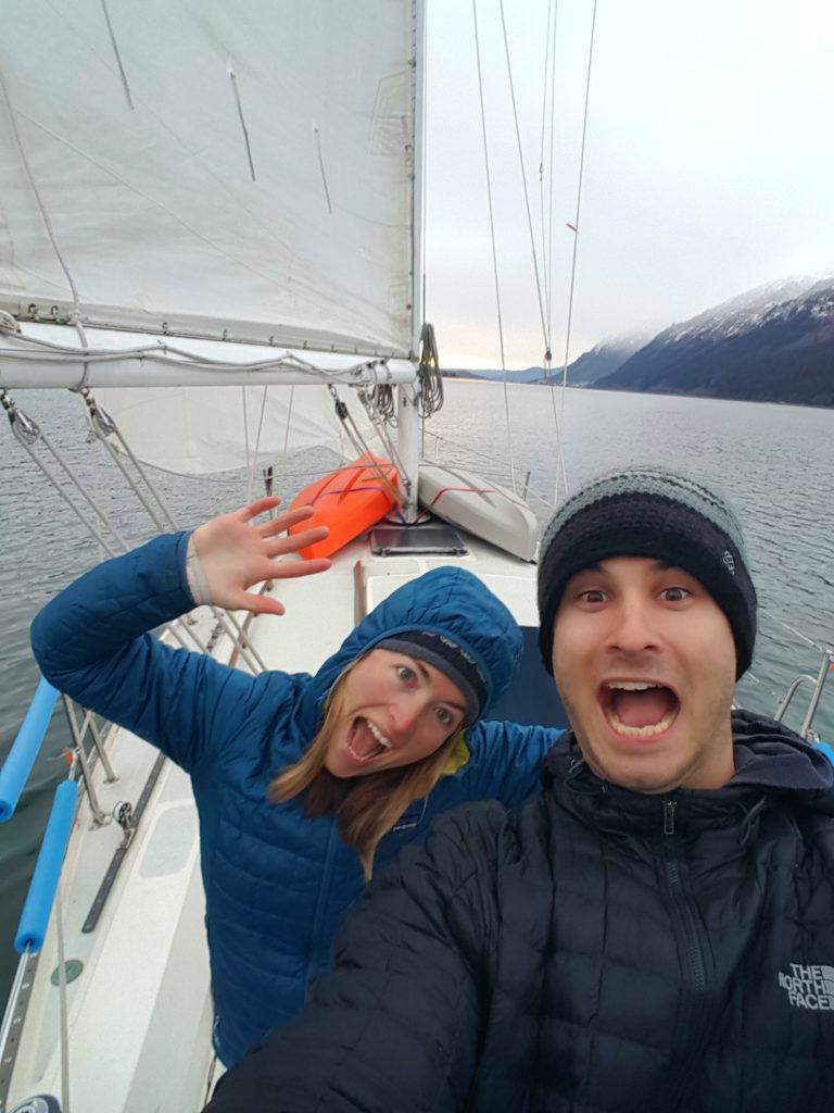 Smile! Have Fun! Go Sailing!