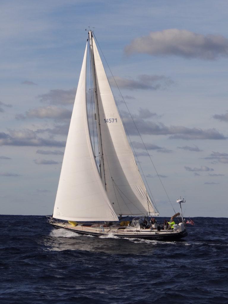 Isbjorn Sailing Offshore