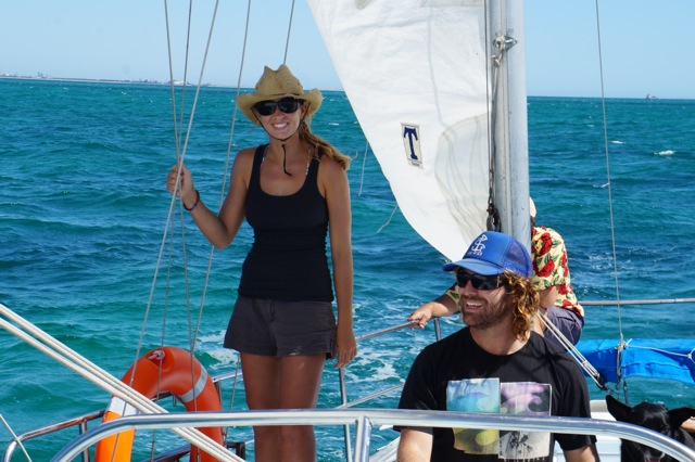 Jamie and Base Cruising