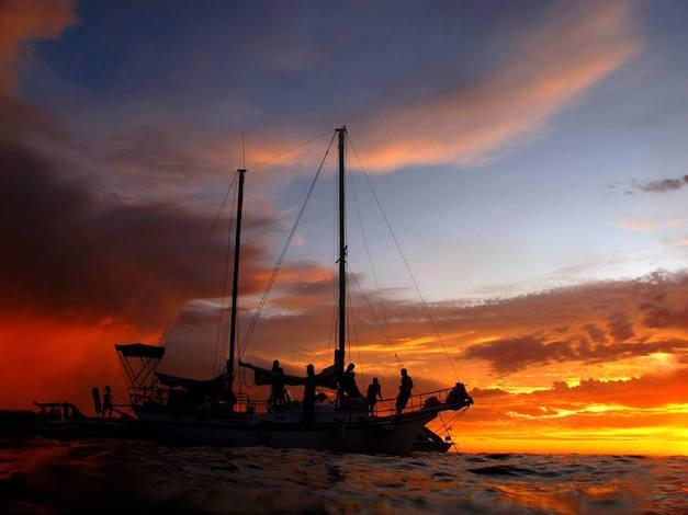 037 - Charade Sunset